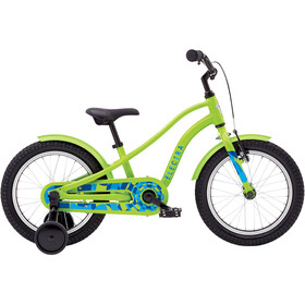 "Electra Sprocket 1 Boys 16"" slime green"